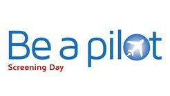 Be a pilot Screening Day Logo