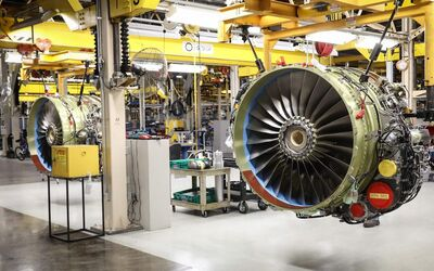 Das CFM56-7B hat mittlerweile eine Milliarde Flugstunden erreicht.