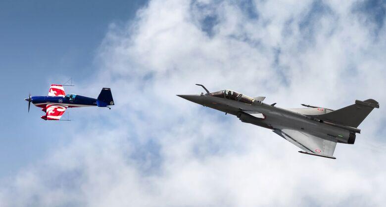 Dassault Rafale Paris Air Show 2019