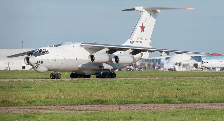 Die Iljuschin Il-78-2 hat ihre Flugerprobung Ende September 2019 begonnen.
