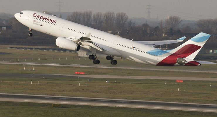 Eurowings Airbus A330.