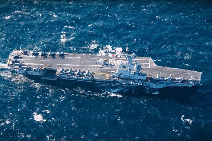 Französischer Flugzeugträger Charles de Gaulle wieder auf Einsatzfahrt