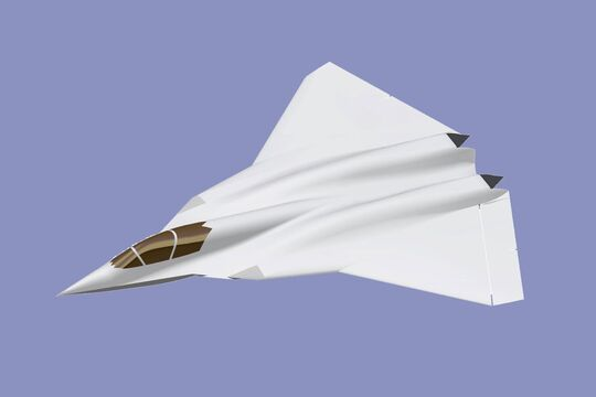 Next Generation Fighter - Studie 2018