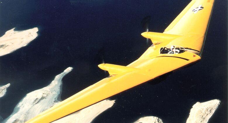 Northrop N9M Nurflügler