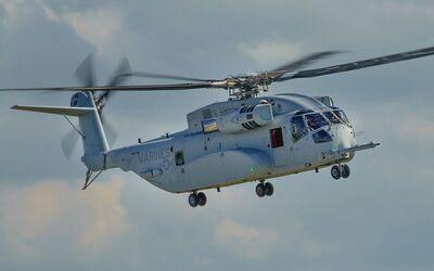 Sikorsky CH-53K King Stallion