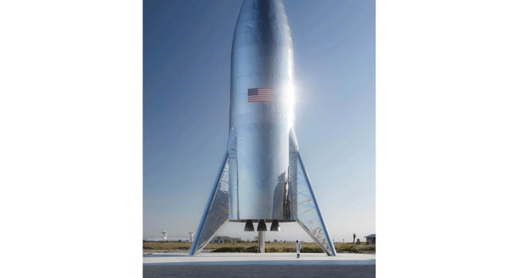 Starship-Testversion