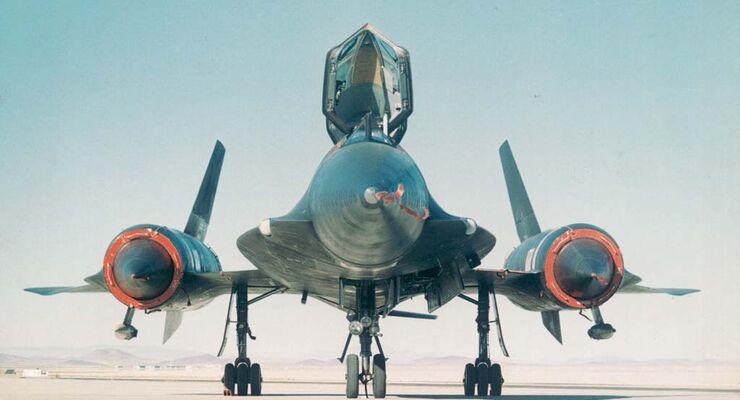 Lockheed SR-71 Blackbird - FLUG REVUE