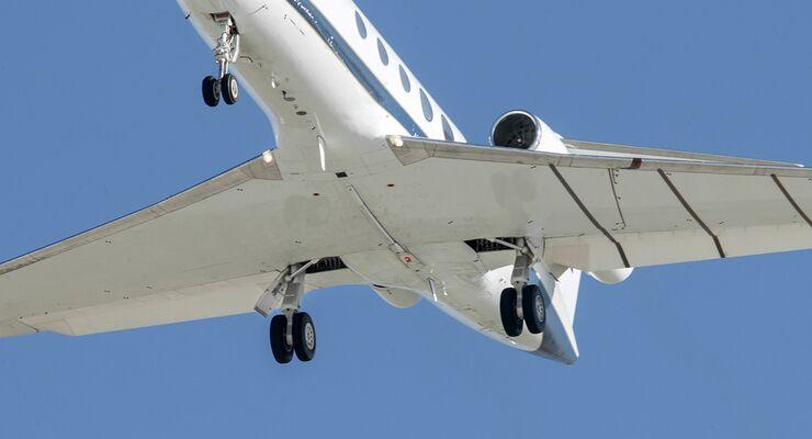 Nasa Flugtests Für Leisere Flugzeuge Flug Revue