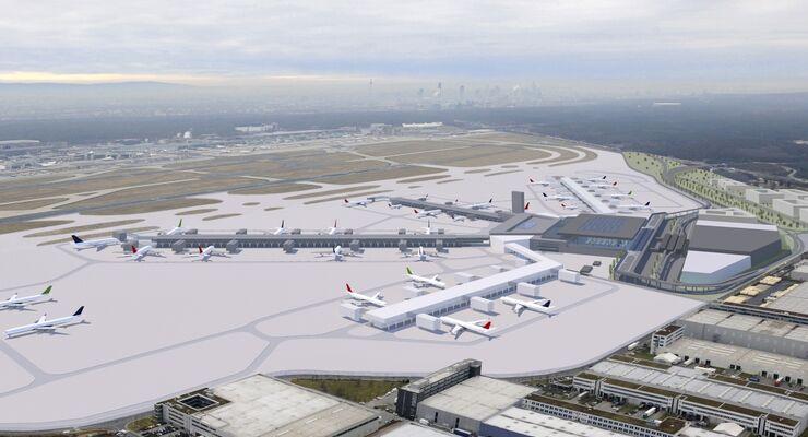 Online Unterschriftensammlung Für Besucherterrasse Auf Terminal 3 In