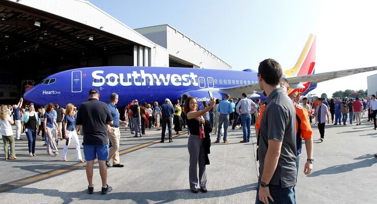 Pilotengewerkschaft klagt Boeing wegen 737-Max-Debakel